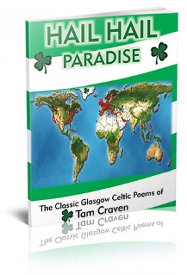 hail hail paradise book cover by tam craven