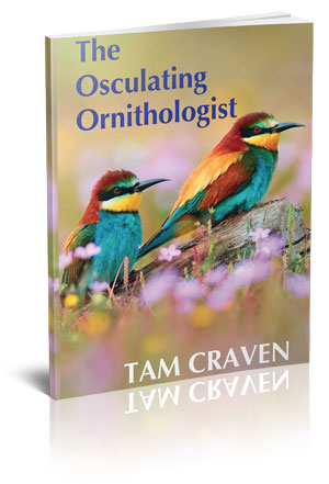 the osculating ornithologist, book by tam craven