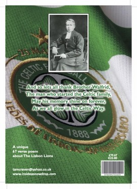 lisbon lions back cover by tam craven