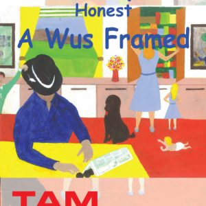 it wusny me honest front cover